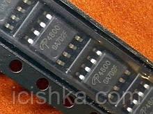 AO4800 / AO4800B / 4800 / 4800B SOIC8 - Dual N-Channel MOSFET