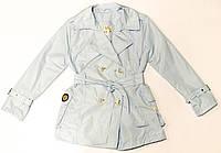 Куртка Nowa Ikona Stylu Голубая (осенне-весенняя)