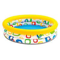 Детский надувной бассейн Intex 59419
