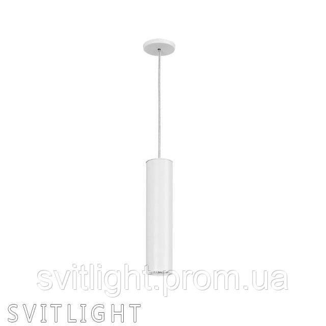 Подвесной светильник на 1 лампочку V7179/10W WH R Svitlight