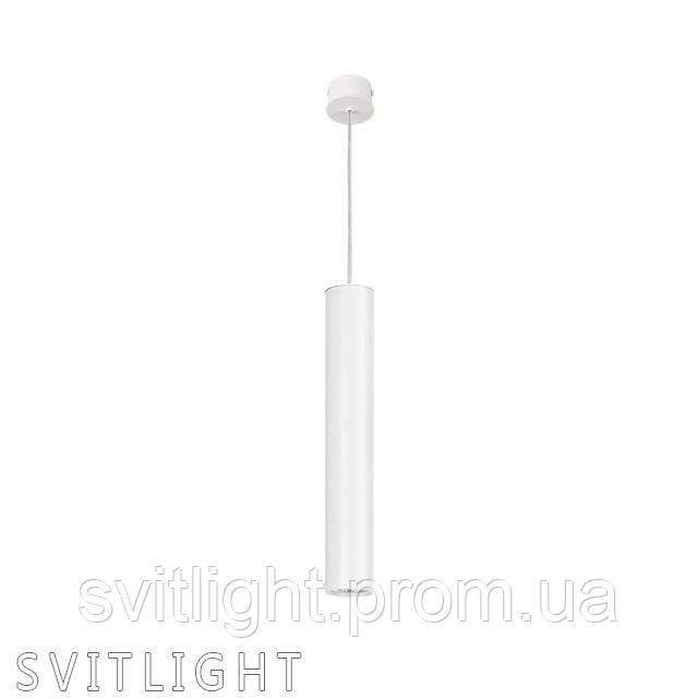Подвесной светильник на 1 лампочку V7117/12W WH R Svitlight