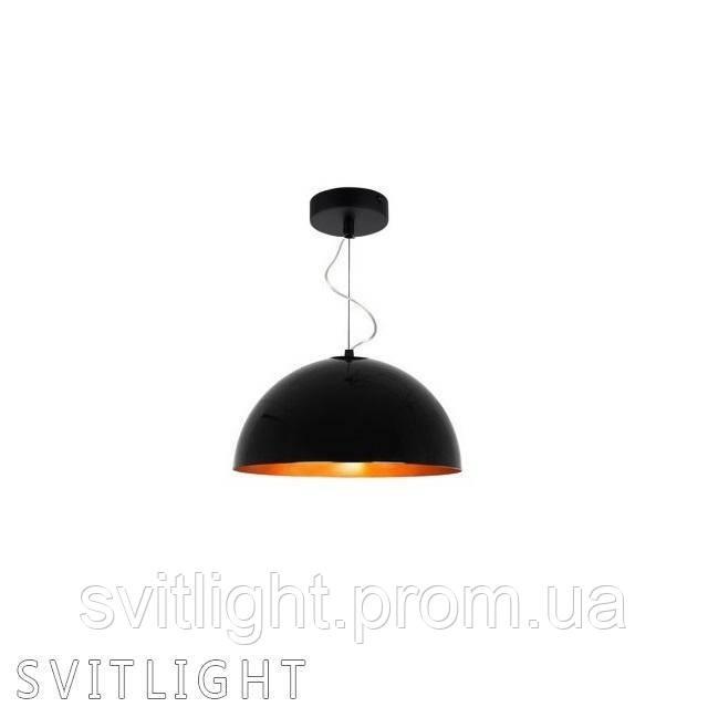 Подвесной светильник на 1 лампочку C6012 BK R Svitlight