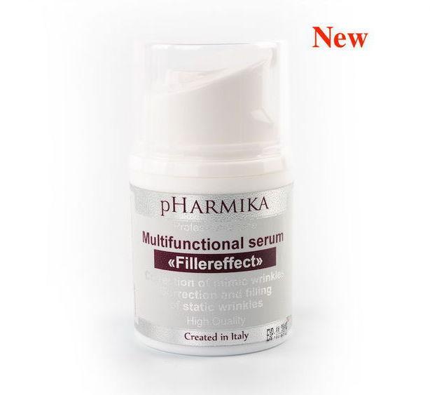 Мультифункциональная сыворотка «Филлерэффект» - Multifunctional serum «fillereffect» pHarmika 30 мл