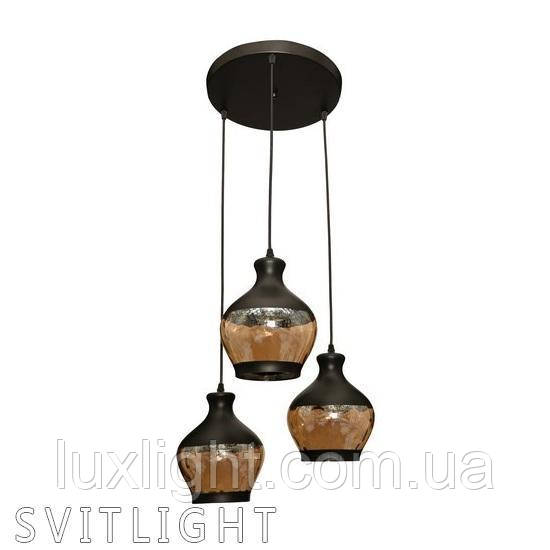 Люстра подвесная на 3 плафона 9001/3 LS Svitlight
