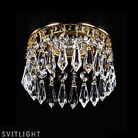 Точечный светильник встраиваемый SPOT 03 CE Artglass