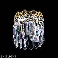 Точечный светильник встраиваемый SPOT 13 CE Artglass