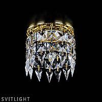 Точечный светильник встраиваемый SPOT 19 CE Artglass