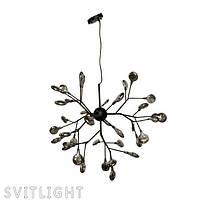 Люстра подвесная на 36 лампочек V2262GY SS Svitlight, фото 1