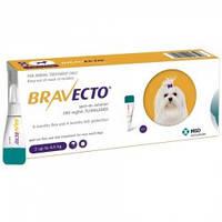 Бравекто Spot-On 2-4.5 кг, фото 1