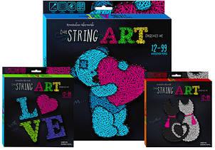 """Креативна творчість """"The """"STRING ART"""" рос  *, DANKO TOYS"""