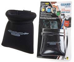 Подставка под телефон мешочек GUARD Black