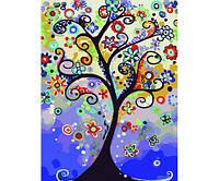 Картина по номерам Дерево мрії *