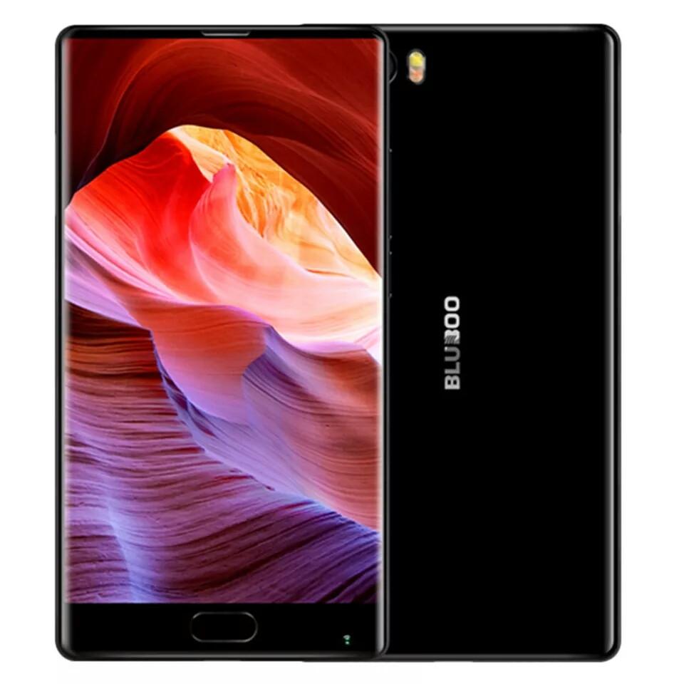 """Смартфон Bluboo S1 Black 5.5"""", 4/64 Gb, 3500 mAh в наличии + Чехол + стекло"""