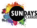 SunDays Planner - яскраві планери!