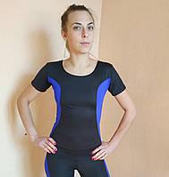 Одежда для спорта. Футболка (фитнес, пилатес,йоги) 50,52,54 размер