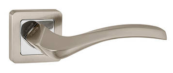 Ручка раздельная Punto (Пунто) VESTA QR GR/CP-23 графит/хром