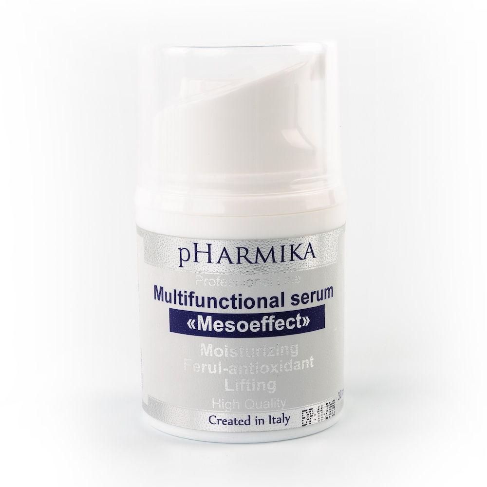 Мультифункциональная сыворотка «Мезоэффект» - Multifunctional serum «Mesoeffect» pHarmika 30 мл