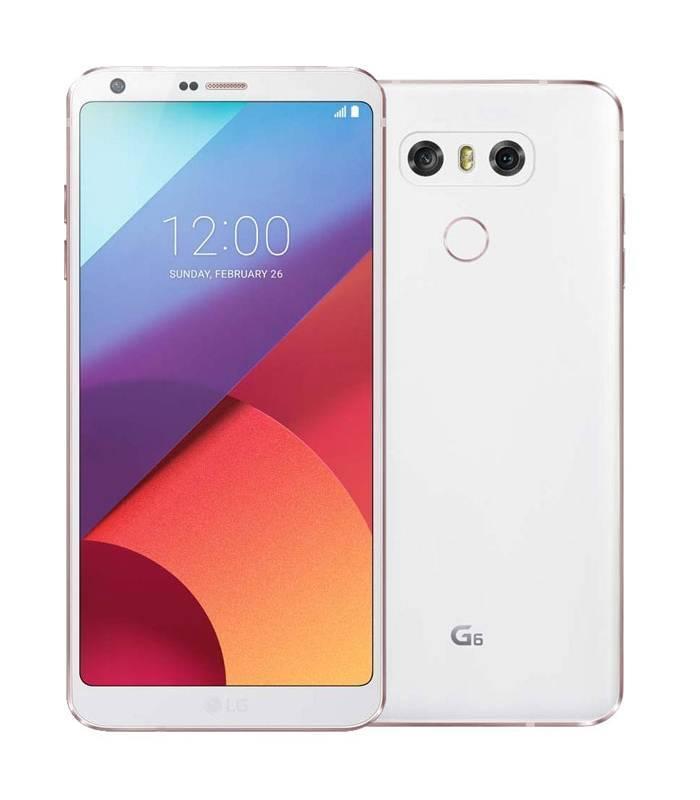 LG G6 64GB White US