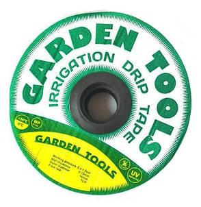 Крапельна стрічка лабіринтового типу Garden Tools D16х0,15 крок 20см 1000м, фото 2