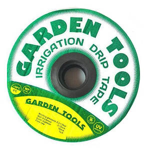 Капельная лента лабиринтного типа Garden Tools D16х0,15 шаг 30см 1000м, фото 2