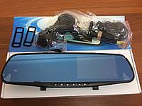 Видеорегистратор Зеркало Vehicle BlackBox DVR на 2 камеры