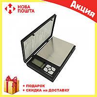 Ювелирные электронные весы книжка  Notebook 1108-2 2000gr/0.1g, фото 1