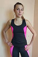 Одежда для спорта. Майка (фитнес, пилатес,йоги)