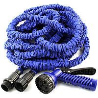 Шланг X-hose 60 метров, шланг с распылителем, растяжной шланг, садовый поливочный шланг, чудо шланг икс хоз, фото 1