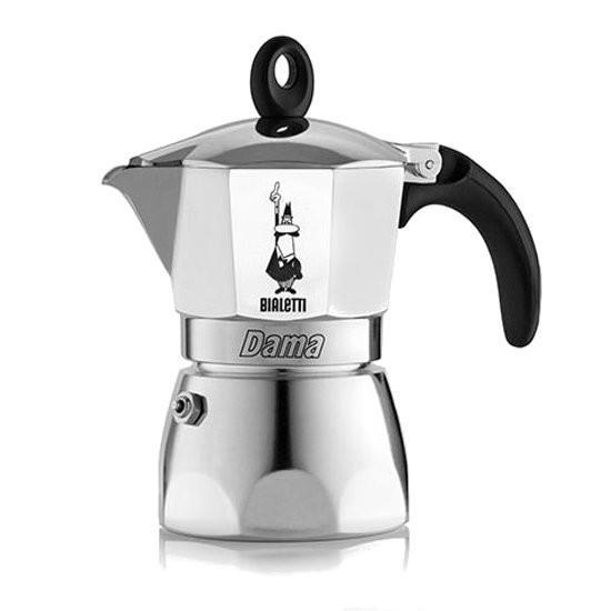 Гейзерная кофеварка Bialetti Dama (3 чашки - 170 мл)