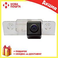 Автомобильная камера заднего вида для парковки А-33 Skoda | парковочное устройство, фото 1