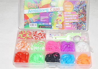 Набор резиночек для плетения браслетов