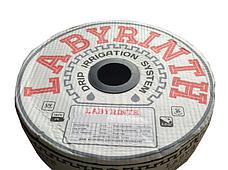 Капельная лента лабиринтная Labyrinth D16х0,20 шаг 30см 1000м, фото 2