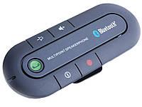 ТОВАР ИМЕЕТ ДЕФЕКТ! ЧИТАЙТЕ ОПИСАНИЕ! Громкая связь Bluetooth Car Kit Уценка! №663 Уценка! Черный