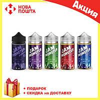 Жидкость для электронных сигарет с никотином Jam Monster mix 100ml, фото 1