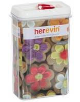 Емкость для продуктов Herevin Luxor Bianca White 161188-001 (2,3 л 25x9x14 см)