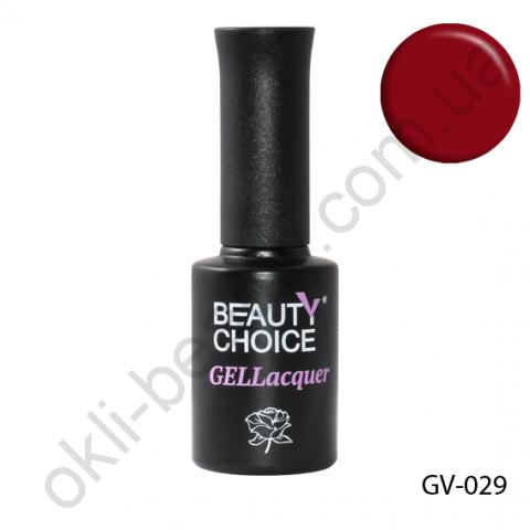 Гель-лак цветной Beauty Choice, 10мл GV-29