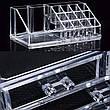 Подставка для косметики 7017 2в1 комод с 4 ящиками и подставкой, фото 5