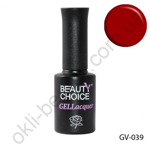 Гель-лак цветной Beauty Choice, 10мл GV-39