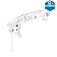 Профессиональный монтажный набор MACO для регулировки и ремонта окон (Австрия)