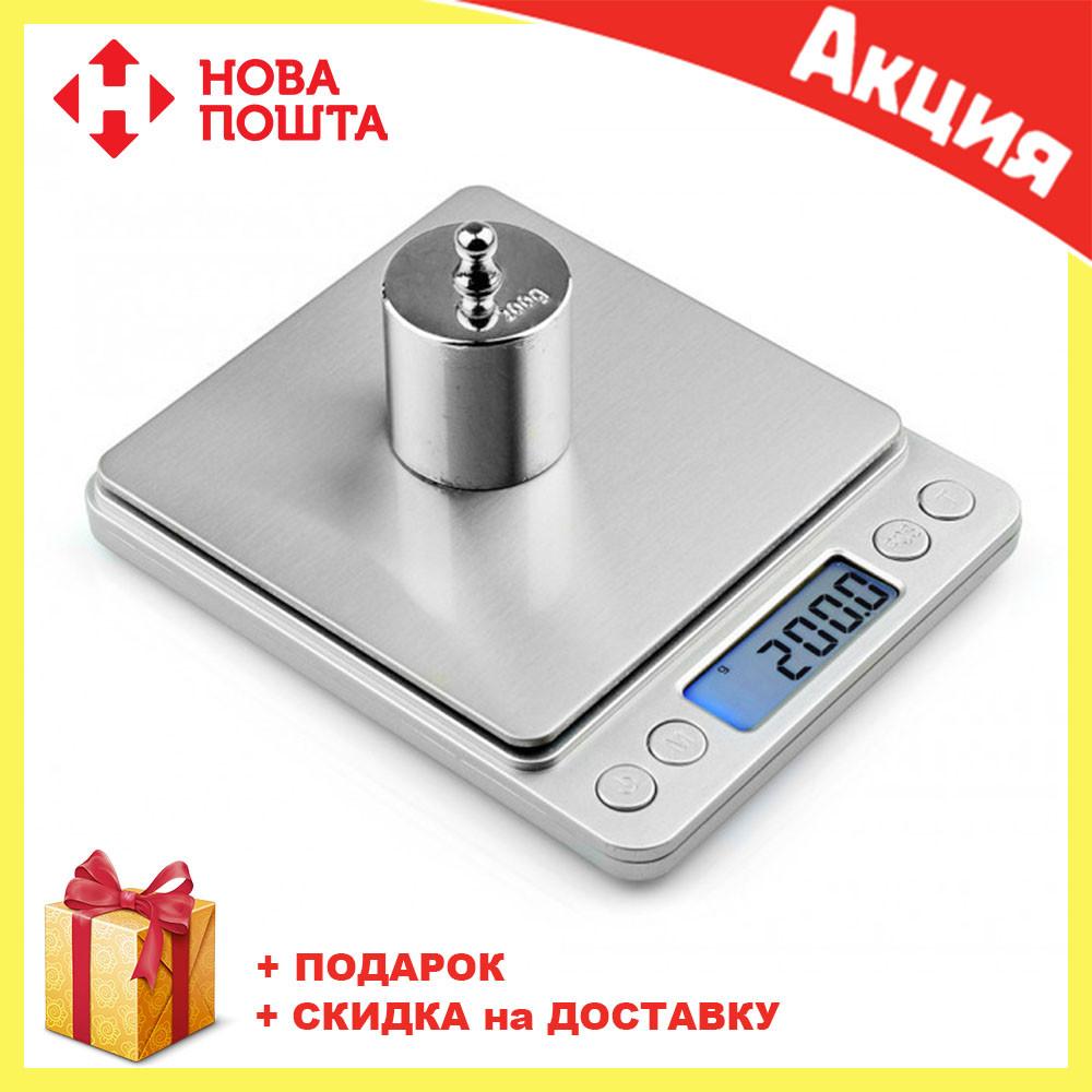 Ювелирные электронные весы MH-267