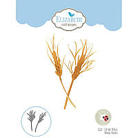 Нож для вырубки на машинке Elizabeth Craft Garden Notes-Wheat Sheath