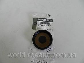 Заглушка головки блока цилиндра на Рено Симбол, Клио 1.6i K4M/ Renault (Original) 7700274026