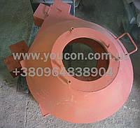 Передняя крышка гранулятора (без питателя) ОГМ 1,5, фото 1