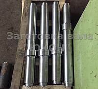Вал шлицевой статический гранулятора ОГМ 0,8