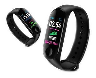 Фитнес-браслет M3 Plus Smart Bracelet Умные часы