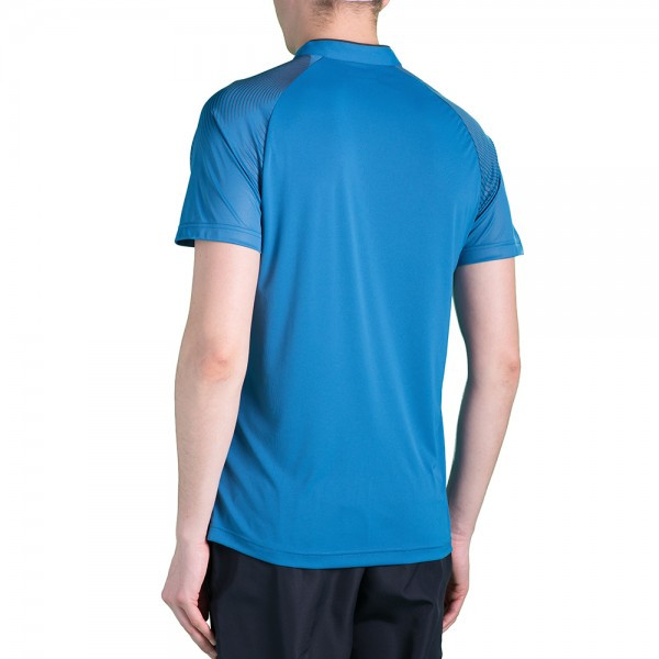 0fe5f1d4ad79 ... фото Тенниска для тенниса мужская Lotto SUPERRAPIDA II POLO PL GEM BLUE  210575/1CK, фото