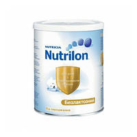 Молочная смесь Нутрилон Безлактозный 400г. Гипоаллергенный (Nutrilon)