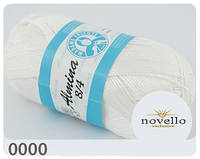 Пряжа Madame Tricote Almina 0000 для Ручного Вязания