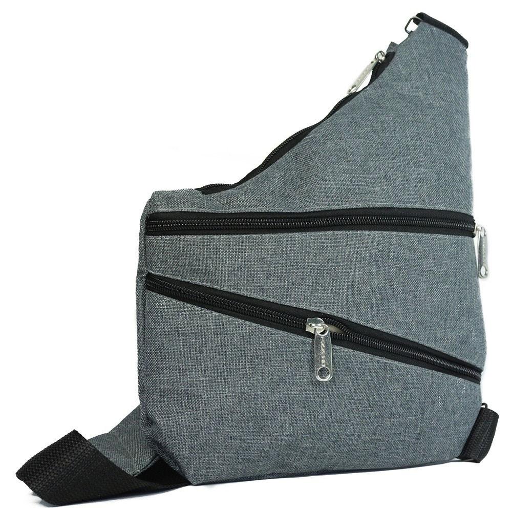 94fed99972b4 Мужская тканевая сумка слинг sl-06 - Arion-store - кожгалантерея и  аксессуары в