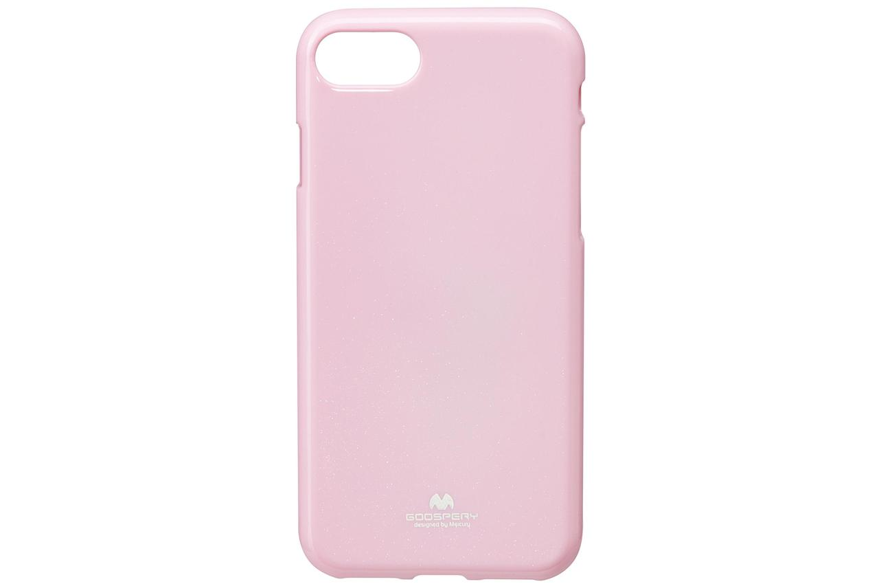 Чехол Goospery для Apple iPhone 7/8, Jelly Case, PINK